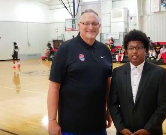 David Magley, President – The Basketball League